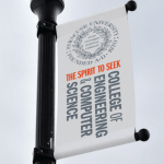 Syracuse University College of Engineering & Computer Science Banners